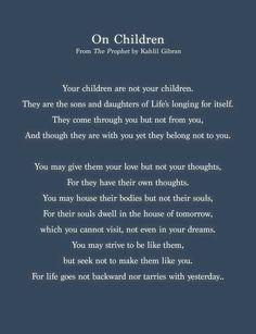 Every parent should read this