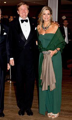 Queen Maxima hosts Queen Mathilde in the Netherlands: All the best photos - Photo 16