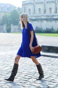 dress top | #fashion #streetstyle | http://lkl.st/1y1E3AA | See more on https://www.lookli.st #Looklist