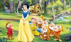 Snow White And The Seven Dwarfs Windows 10 HD Wallpaper Snow White Wallpaper, Hd Wallpaper, Wallpapers, Walt Disney Pictures, Wallpaper Infantil, Piano Noten, Disney Frames, Snow White Seven Dwarfs, 7 Dwarfs