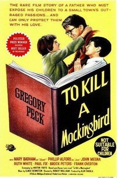 To Kill a Mockingbird......Taught me about discrimination