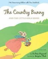 """New edition of DuBose Heyward's 75-year-old, still-touching story of a humble mother rabbit hoping to become one of the world's five Easter Bunnies. Somewhat dated in its portrait of the """"proper role"""" of a woman (or woman bunny), it transcends its time with a hearty helping of charm. Just one of many kids' books reviewed at www.infodad.com. Direct link:  http://transcentury.blogspot.com/2014/01/looking-back.html"""