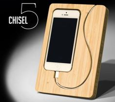The Chisel 5 Dock Will Hold Your iPhone Snugly