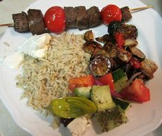 Reviews, Chews & How-Tos: A Touch of Spice: Beef Kebabs #FoodNFlix
