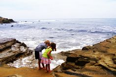 Affordable San Diego with Kids: Amazing Cabrillo National Monument – Tide-pools