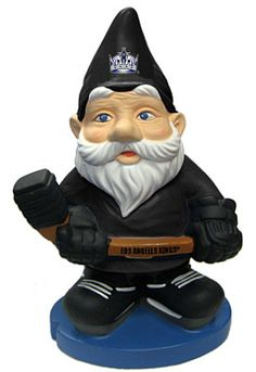 Los Angeles Kings gnomes - I need one of these!