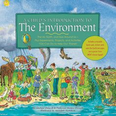 A Child's Introduction to the Environment | Children's Learning Book | Nature Exploration Book