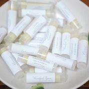 Chapstick for the guests #fairtrade #weddinginspiration