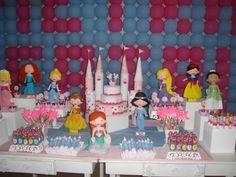 Festas Feitas à Mão. Princesas