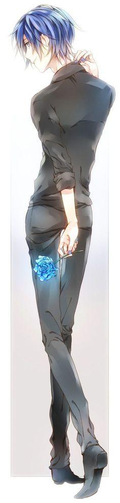 Anime Boy's