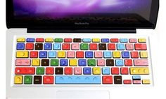 Lego Keyboard   Apple Macbook Air / Pro Decal by NoisyBoyStore, $15.99