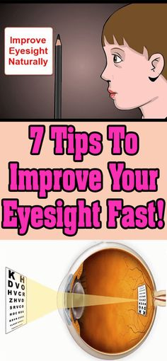 7 TIPS TO IMPROVE YOUR EYESIGHT FAST! – Fit Pins #ImproveEyesightHealth