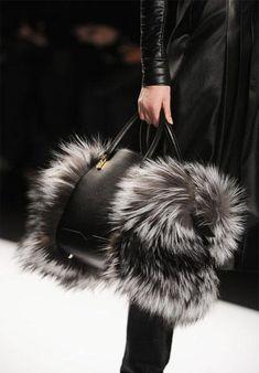 8e25d4d1ca17 22 Best Faux Fur Handbags images in 2019
