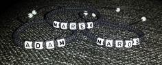Náramky, bracelets, hand made