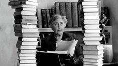 Agatha Christie was a crime writer of novels, short stories, and plays. Learn more about analysing Agatha Christie - the best-selling novelist of all time. Agatha Christie, Miss Marple, Hercule Poirot, Crime Fiction, Writing Lessons, Writing Advice, Writing Quotes, Book Quotes, Writers Write