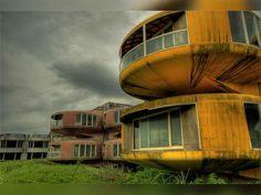 Casas UFO Sanzhi, en Taiwán