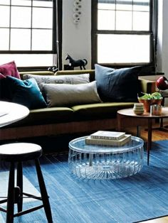 1000 images about panier on pinterest tables sofas and for Table basse kartell