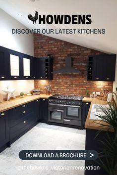 Kitchen Diner Extension, Open Plan Kitchen Diner, Open Plan Kitchen Living Room, Kitchen Dining Living, Home Decor Kitchen, New Kitchen, Home Kitchens, Galley Kitchen Design, Kitchen Layout