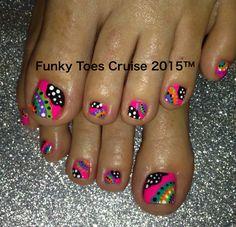 Omgoshhh!! Cutest nails ever!