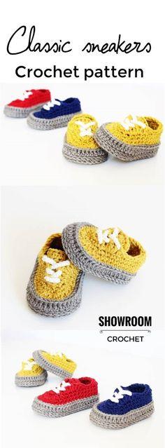 Booties Crochet, Crochet Baby Shoes, Crochet Baby Clothes, Crochet Slippers, Baby Booties, Knit Crochet, Crochet Crafts, Yarn Crafts, Yarn Projects