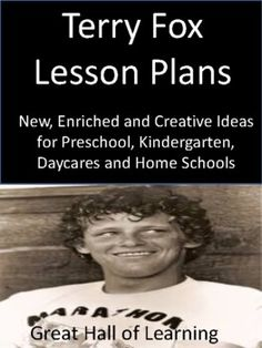 Over 45 pages of new, enriched and creative ideas for preschool, kindergarten, daycares and home schools.Circle time: A short Terry Fox biography and some activities for the children to do during circle time.Songs: 3 original songs written by the author, set to traditional music.Art/Crafts: Ideas fo... Kindergarten Classroom Management, Kindergarten Science, Fun Fall Activities, Classroom Activities, Early Education, Elementary Education, Reading Resources, Teacher Resources, Easy Art Lessons