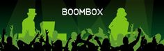 Catch #boombox on tour this summer! Meet your friends with the Ribbon App. Ribbon.me