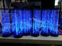 DIY 3D Printed Geek Wedding Table Centerpieces