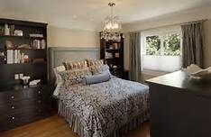 Very Small Master Bedroom Ideas - Bing Images  dresser/bookshelves