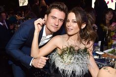 MEET THE BRITS Orlando Bloom and Kate Beckinsale posed for a photo at the 2017 Film Independent Spirit Awards, sponsored by FIJI water, on Saturday in L.A. Star Tracks: Sunday, Feb. 26, 2017