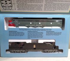 Proto 2000 Series E8/9 Diesel Locomotive Southern Pacific #6049 HO Scale - New #LifeLikeTrains