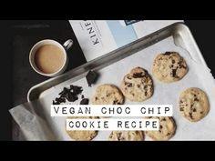 THE BEST VEGAN CHOC CHIP COOKIES EVER | Simple + Delicious Recipe