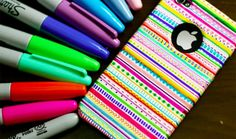 30 DIY Sharpie Projects