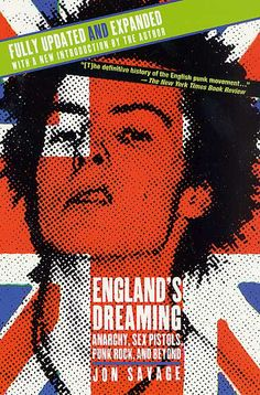 """England's Dreaming: Anarchy, Sex Pistols, Punk Rock, and Beyond, by Jon Savage.  If there's a better history of punk music and culture than this 2002 book, I'd love to read it.  It gave me a much deeper appreciation of the genre, and led me to some bands I hadn't previously checked out (e.g., X-Ray Spex - their 1978 """"Germ Free Adolescents"""" album is phenomenal)."""