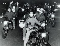 Japanese Motorcycle Gangs - Speed Tribes