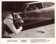 The Crater Lake Monster Original Movie Still Photo Richard Cardella