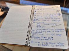Keep a Fitness Journal