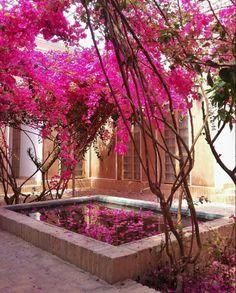 هتل کهن کاشانه_یزد iran