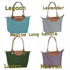 4a5ece283f Pre Order - Longchamp Le Pliage Medium Tote Bag Long Handle for $135 on  Carousell