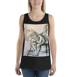 Purchase a tank top to support refugees in Uganda. With every purchase, a portion of the sales goes towards transforming these refugees into entrepreneurs. Available in multiple colors. Uganda, Online Printing, Tank Tops, Colors, Unique, Stuff To Buy, Women, Fashion, Moda