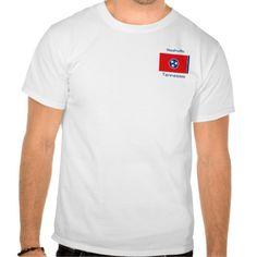 Tennessee Flag Map City T-T Shirt, Hoodie Sweatshirt