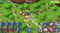 Boom Beach Dr T Attacked and Destroyed like a noob  Stages 1 to 7