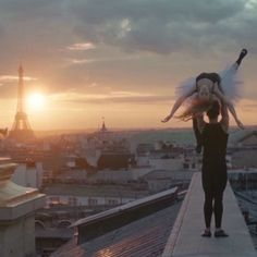 Paris Opera Ballet. From the editors of ELLE.com, Benjamin Millepied gives us a gorgeous choreographed fantasy.