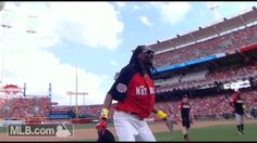 This is why we love #CelebSoftball.