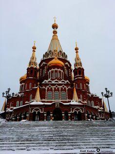 Svyato - Mikhailovskiy Cathedral
