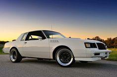Grand National 1987 Buick Grand National, General Motors Cars, Oldsmobile Cutlass Supreme, Custom Muscle Cars, Gm Car, Chevrolet Monte Carlo, Buick Regal, Pony Car, American Muscle Cars