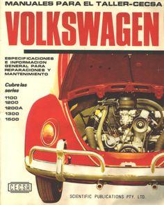 Manuales VW Escarabajo  (VW Beetle Manuals)