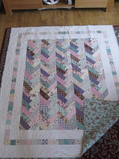 french braid quilts | French Braid Quilt | Flickr - Photo Sharing!