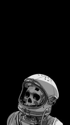 Papel de parede caveira, wallpaper black, astronauta, wallpaper criativo, tela de bloqueio k wall papers Login Dope Wallpapers, Aesthetic Wallpapers, Dark Wallpaper, Wallpaper Backgrounds, Skull Wallpaper Iphone, Gothic Wallpaper, Trendy Wallpaper, Computer Wallpaper, Wallpaper Caveira