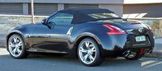 2010 Nissan 370Z (Z34) roadster