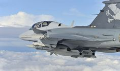 Brazilian Firm To Co-build Gripen E With Saab